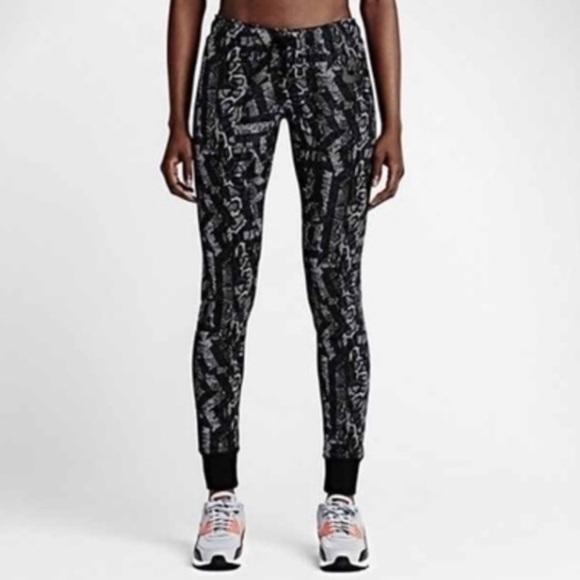 4330630c9 Nike Pants | Snakeskin Print Fitted Jogger Pant | Poshmark